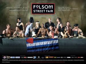 2007 Folsom Street Fair advertisement