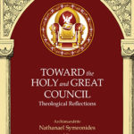book cover for Toward the Holy and Great Council: Theological Reflections