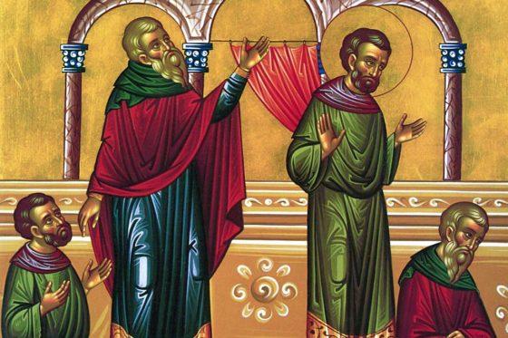 icon of St. Ephrem of Syria